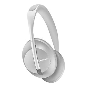 Bose Noise Cancelling Headphones 700 Headset Head-Band Silver