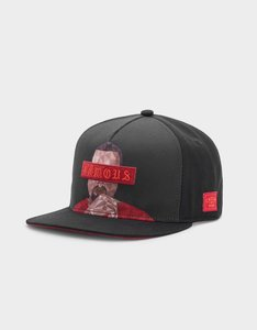 Cayler & Sons Wl Drop Out Cap Onesize Black Red
