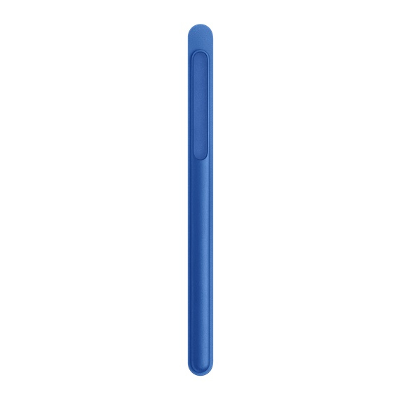 Apple Pencil Case Electric Blue