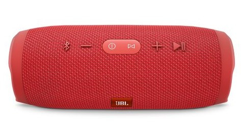 JBL Charge 3 Red Bluetooth Speaker