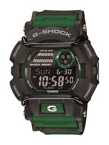 Gd4003D G Shock Resistant 200M Wr Digital Green