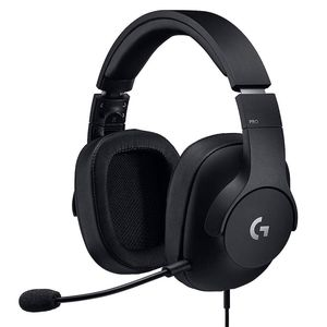 Logitech Pro Gaming Headset Black 3 5 Mm