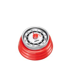 Timer Retro Red