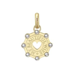 Complicity Pendant Gold Pvd