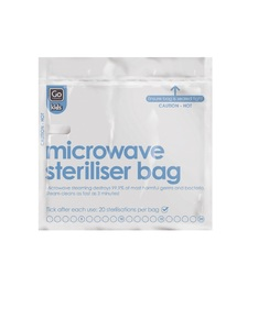 Go Travel Microwave Bags