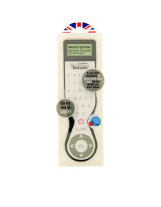 If Electronic Dictionary Bookmark Grey