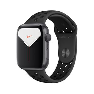 Apple Watch Nike Series 5 GPS 44mm Space Grey Aluminium Case with Anthracite/Black Nike Sport Band S/M & M/L