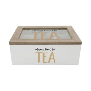 Always Time For Tea Tea Box