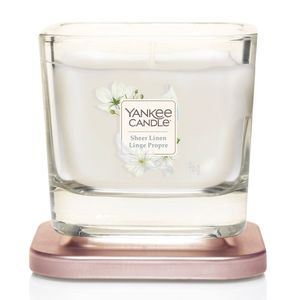 Yankee Candle Elevation Vessel Candle Citrus Grove S