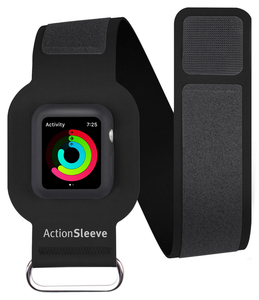 Twelve South Actionsleeve Large Black For Apple Watch 38Mm