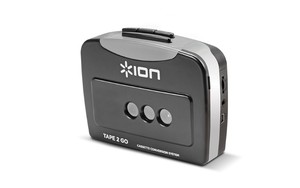 Ion Audio Tape Express Cassette To Mp3 Converter