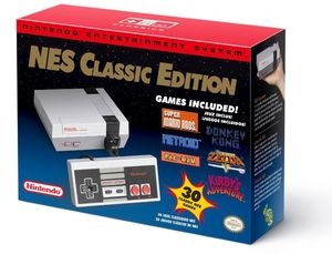 Nintendo Classic Mini Nes With 30 Games