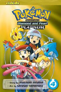 Pokemon Adventures Diamond Pearl Platinum V4