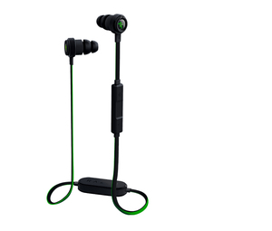 Razer Hammerhead BT Headset In-ear Black,Green