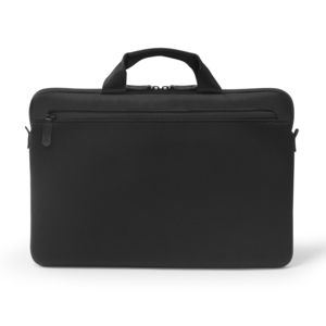 "Dicota Ultra Skin Plus PRO notebook case 39.6 cm (15.6"") Briefcase Black"