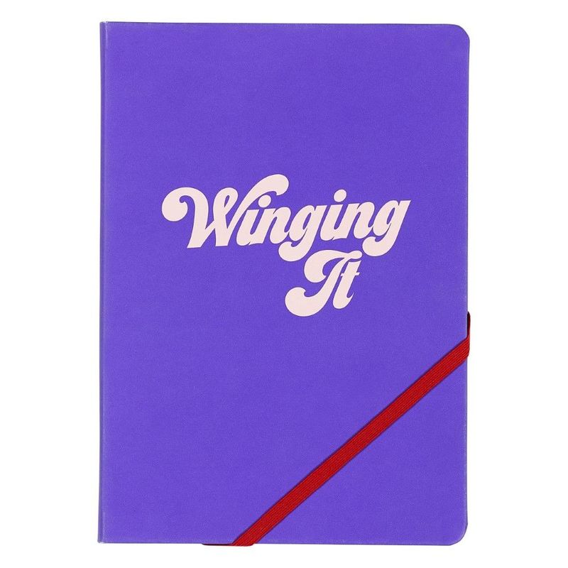 Yes Studio Winging It A5 Notebook