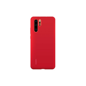 Huawei Silicone Case P30 Pro Red