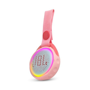JBL JR POP 3 W Stereo portable speaker Pink