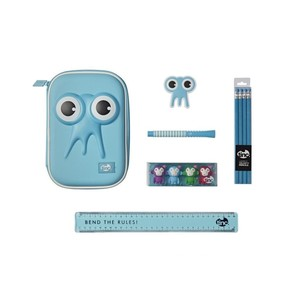 Pencil Case Gift Set Blue