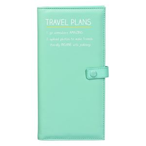 Happy Jackson Travel Wallet Travel Plans