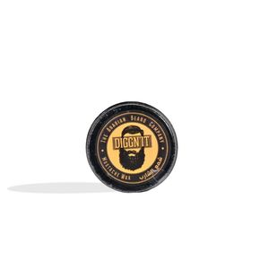 Diggn It Moustache Wax Unscented 15 Ml