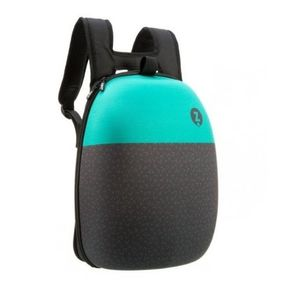 Zipit Shell Backpacks Black And Greenish