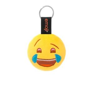 Emoji Laugh Official Yellow Keychain