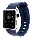 Promate Silicon Strap 42Mm Applewatch Medium Large Blue