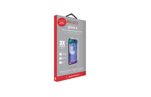 Zagg Invisible Shield Glass Plus Case Friendly Screen Protector For Iphone Xs/X