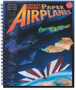 Book Of Paper Airplanes