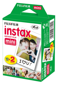 Fujifilm Instax Mini 20Shots Colour Film