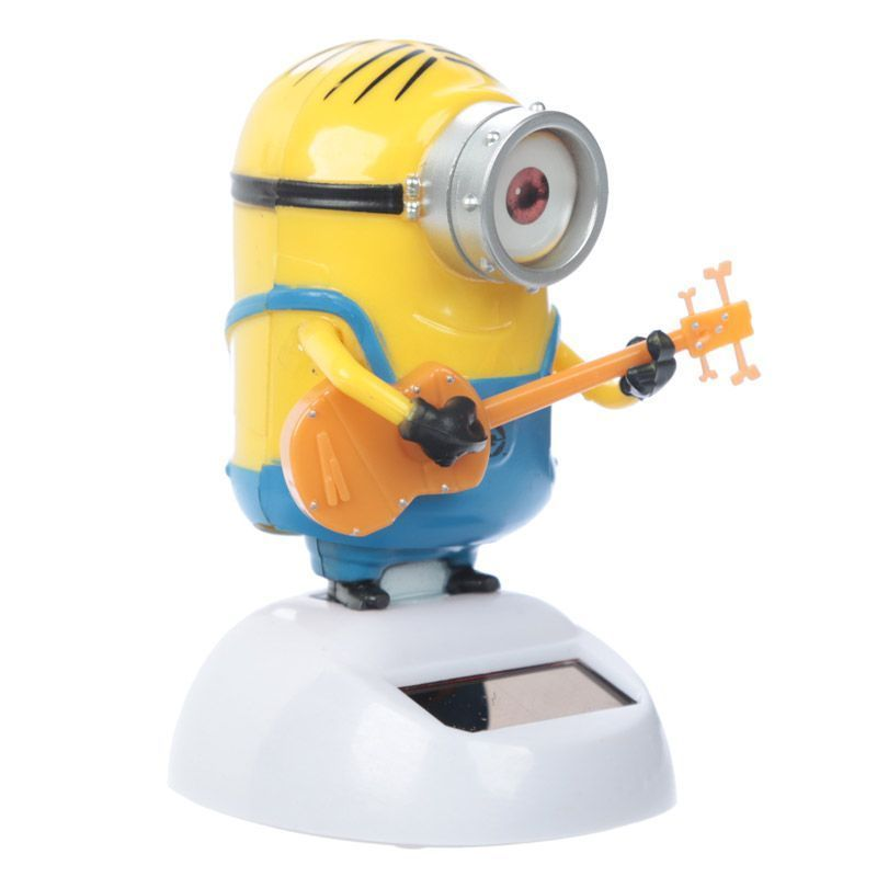 Collectable Licensed Minions Solar Pal Stuart