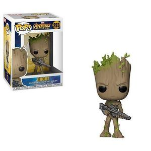 Pop Marvelavengers Infinity War Groot