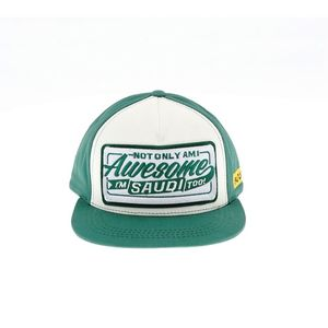 Fuzion Kids Flat Awesome 003 Saudi Cap