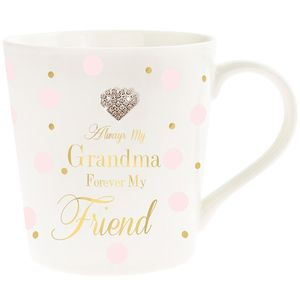 Mad Dots Always My Grandma Mug