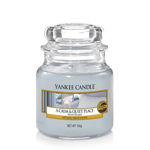 Yankee Candle Classic Jar Calm & Quiet Place [Small]