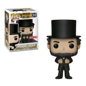 Pop Icons History Abraham Lincoln Exc
