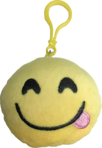 Ggp Emoji Keyring Screen Clean