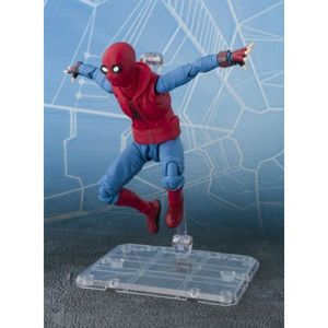 S H Figuarts Spider Man Home Made Suit