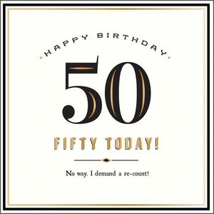 Fifty Today Demand A Re Count New