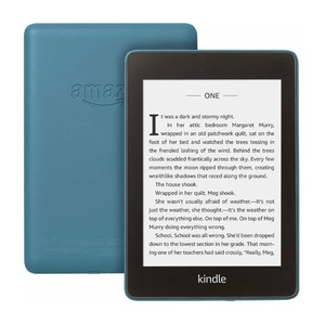 Amazon Kindle Paperwhite Waterproof 32Gb Twilight Blue