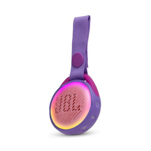 JBL JR POP 3 W Stereo portable speaker Purple