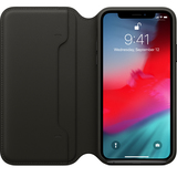 Apple Mrww2Zm/A 5.8 Inch Folio Black Mobile Phone Case