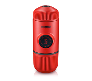Wacaco Nanopresso Portable Espresso Machine Small Size Red