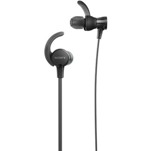 Sony XB510AS Black Sports Extra Bass In-Ear Earphones