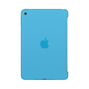 Apple Silicone Case Blue iPad Mini 4