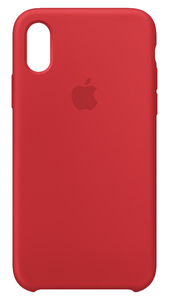 Apple MRWC2ZM/A 5.8 Inch Skin case Red mobile phone case