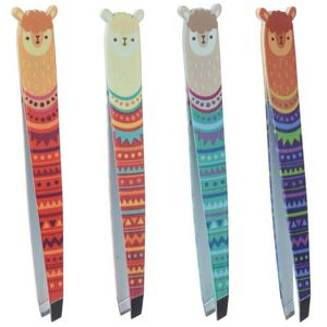 Fun Alpaca Design Tweezers