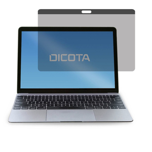 Dicota Secret 2-Way Magnetic Screen Protector for Macbook 12-Inch