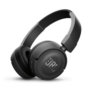JBL T450BT Head-band Binaural Wireless Black mobile headset